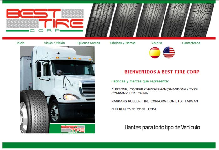 Best Tire Corp